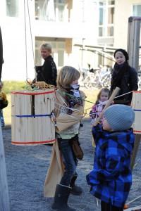 2011 Fastelavn i Bygmesterhaven 6.3.