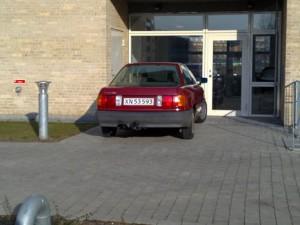 Absolut Håbløs Parkering